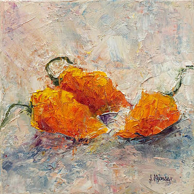 Painting - Hot Habaneros by Jill Musser