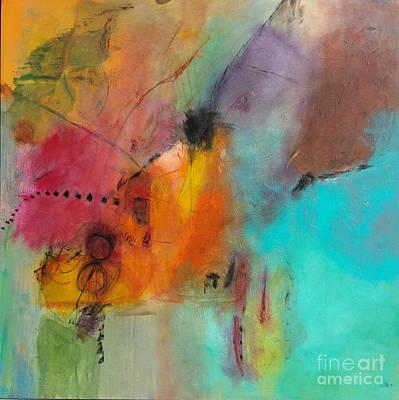 Painting - Hot Jazz Saturday Night by Ed Becker