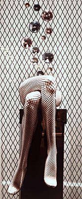 Photograph - Hot Legs by La Dolce Vita