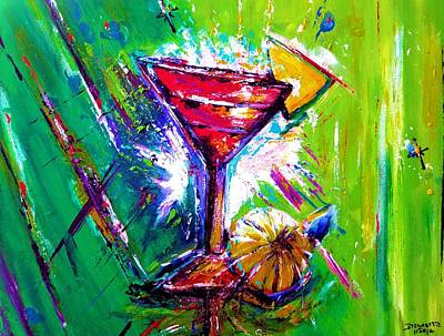 Painting - Margarita by Bernadette Krupa