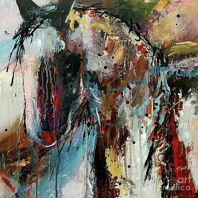 Painting - Hot Mess by Cher Devereaux