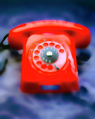 Photograph - Hot Line by Jan W Faul