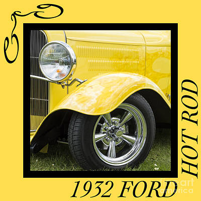 Photograph - Hot Rod 10 by Wendy Wilton