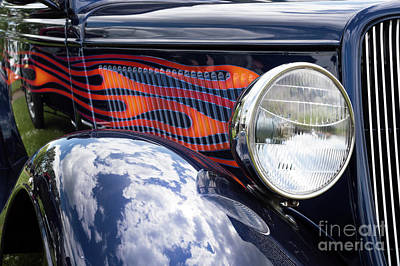 Photograph - Hot Rod 13 by Wendy Wilton