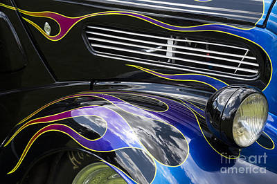 Photograph - Hot Rod 6 by Wendy Wilton