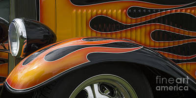Photograph - Hot Rod 8 by Wendy Wilton