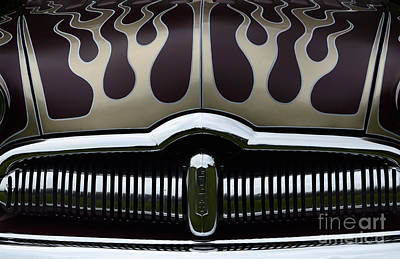 Mercury Hot Rod Photograph - Hot Rod Beauty Of Design 3 by Bob Christopher