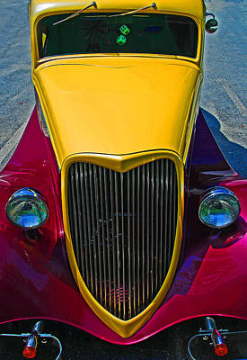 Photograph - Hot Rod by Bill Jonscher