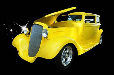 Photograph - Hot Rod by Diana Angstadt