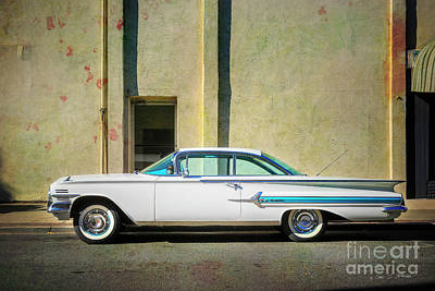 Photograph - Hot Rod Impala by Craig J Satterlee