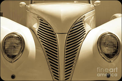 Photograph - Hot Rod Looking At You by Kevin Fortier