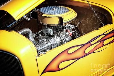 Photograph - Willys Hot Rod by Scott Kemper