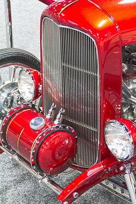 Barrett Jackson Wall Art - Photograph - Hot Rod by Wayne Vedvig