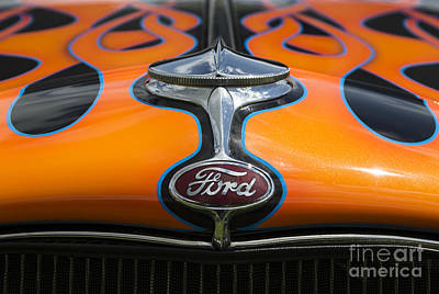 Photograph - Ford 5 by Wendy Wilton