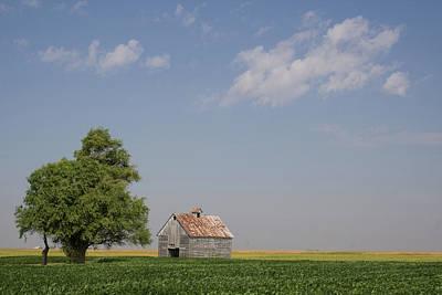 Photograph - Hot September Crib by Dylan Punke