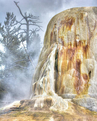 Photograph - Hot Springs by Christopher Meade