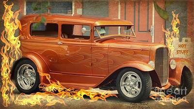Photograph - Hot Stuff by Bobbee Rickard