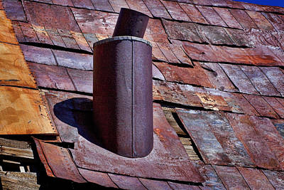 Hot Tin Roof Art Print by Kelley King