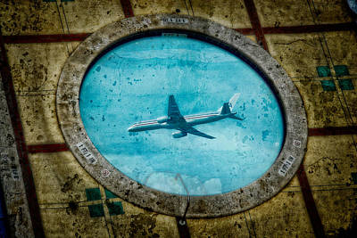 Photograph - Hot Tub Flight by Harry Spitz