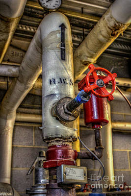 Olympic Sports - Hot Water Supply by Dan Stone