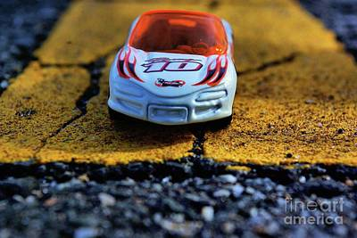 Photograph - Hot Wheels For The Kid In All Of Us by John S