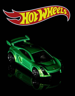Photograph -  Hot Wheels Mastretta Mxr by James Sage