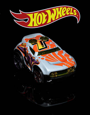 Photograph - Hot Wheels Rocket Box by James Sage