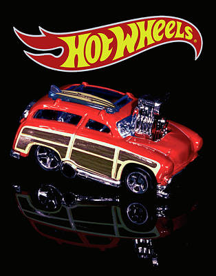 Photograph - Hot Wheels Surf 'n' Turf by James Sage