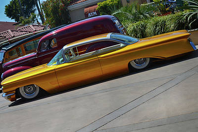 Photograph - Hotcake Olds by Bill Dutting