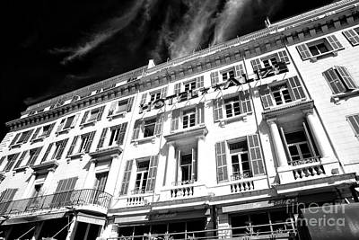 Photograph - Hotel Alize Marseille by John Rizzuto