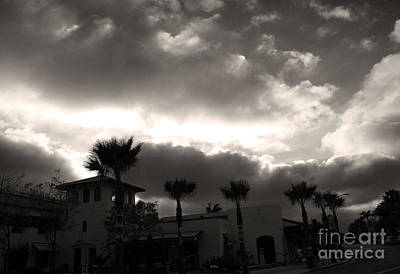 Photograph - Hotel California by Linda Shafer