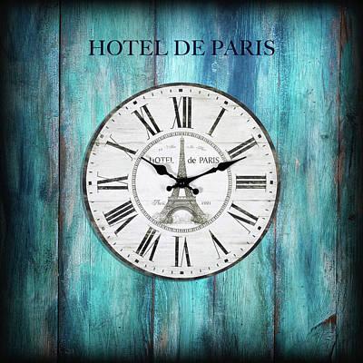 Photograph - Hotel De Paris by Philippe Sainte-Laudy