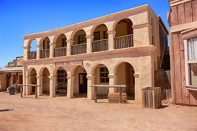 Photograph - Hotel Del Torro, Tucson by Chris Smith