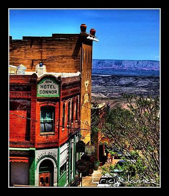 Eric Decker Photograph - Hotel  by Eric Decker