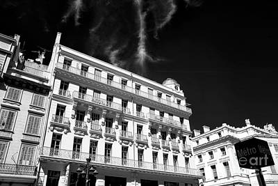 Photograph - Hotel Escale Oceania by John Rizzuto