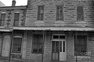 Photograph - Hotel Great Bend by Anjanette Douglas