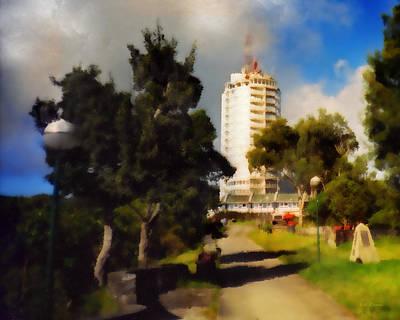 Photograph - Hotel Humboldt by Bibi Rojas