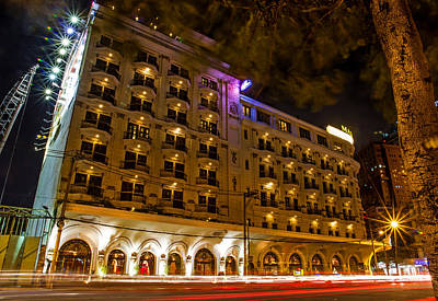 Photograph - Hotel In Ho Chi Minh City by Tran Minh Quan