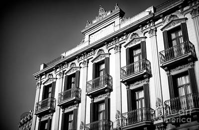 Photograph - Hotel Internacional Cool Ramblas by John Rizzuto