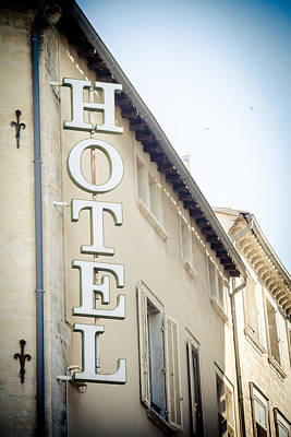 Photograph - Hotel by Jason Smith