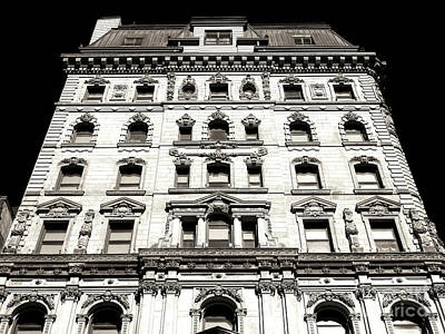 Photograph - Hotel Le St. James by John Rizzuto