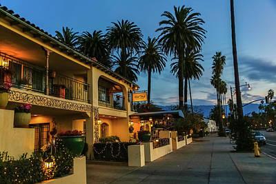 Photograph - Hotel Milo Santa Barbara by Kathleen McGinley