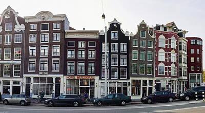 Photograph - Hotel Multatuli Panorama. Amsterdam by Jouko Lehto