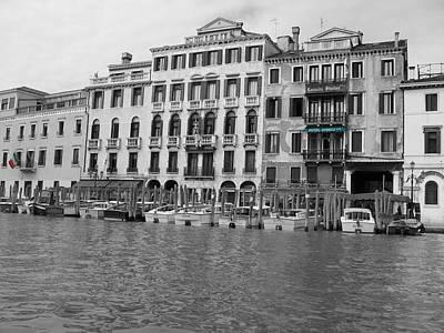Photograph - Hotel Ovidius II by Dylan Punke