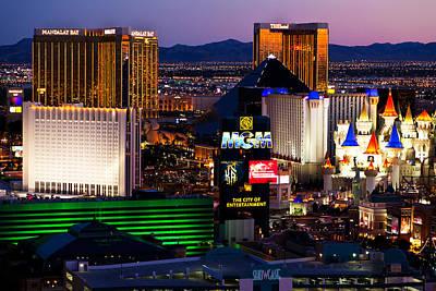 Tropicana Las Vegas Photograph - Hotel Room Heaven  by James Marvin Phelps