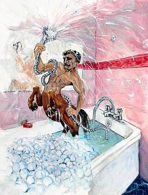 Hotel Shower, Ichthyocentaur Original