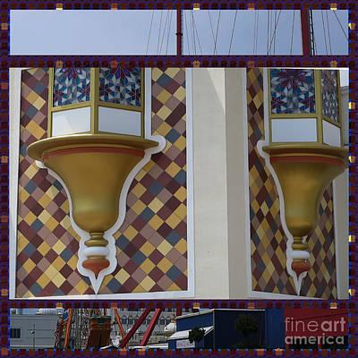 Photograph - Hotel Taj Palace Atalantic City Wall Decorations Photography By Navinjoshi At Fineartamerica.com   by Navin Joshi