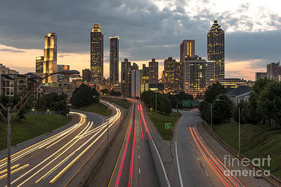 Photograph - Hotlanta by Willie Harper