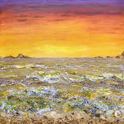 Painting - Hour Of Midas by Regina Valluzzi