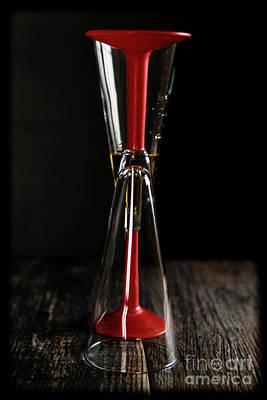 Photograph - Hourglass by Deborah Klubertanz